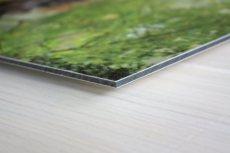 Impression sur dibond (aluminium)