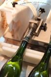 Dégorgement - Champagne Demière.