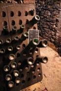 Stockage sur pupitres - Champagne Demière.