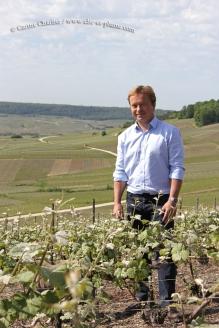Portrait de vigneron - Champagne Demière.