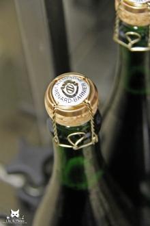 Capsule - Champagne Renard-Barnier / © Carine Charlier / www.clic-et-plume.com