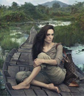 Angelina Jolie © Annie Leibovitz