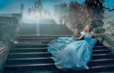 Scarlett Johansson en Cendrillon