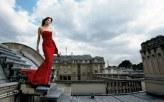 Carla Bruni sur les toits de l'Elysée