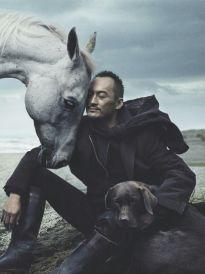 Ken Watanabe© Annie Leibovitz