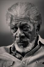 Morgan Freeman © Annie Leibovitz