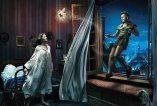 Mikhail Baryshnikov en Peter Pan, Gisele Bündchen en Wendy aet Tina Fey en fée Clochette.