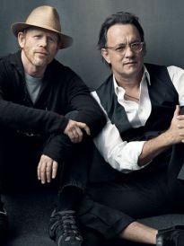Ron Howard and Tom Hanks © Annie Leibovitz