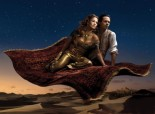Jennifer Lopez et Marc Anthony en Princesse Jasmine et Aladdin
