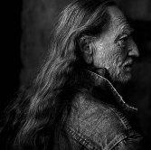 Willie Nelson © Annie Leibovitz