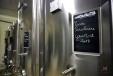 Cuverie du Champagne Lancelot-Goussard à Avize.